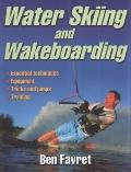 Water Skiing and Wakeboarding
