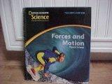 National Geographic Science Forces and Motion Physical Science Grade 1 Teacher's Edition (Na...