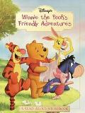 Disney's Winnie the Pooh's Friendly Adventures A Read-Aloud Story Book Collection