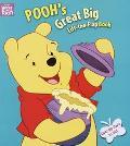 Winnie the Pooh's Great Big Flap Book - Random House / Disney