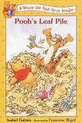 Pooh's Leaf Pile (A Winnie the Pooh First Reader)