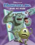 Ready, Set, Scare! Sticker Book (Monsters, Inc.) - Random House Disney - Sticker Book