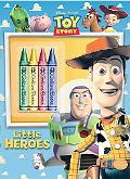 Little Heroes (Color Plus Chunky Crayons)