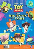 The Big Book of Toys (Giant Coloring Book)
