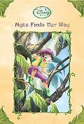 Myka Finds Her Way (A Stepping Stone Book(TM))