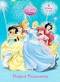Perfect Princesses (Jumbo Coloring Book)