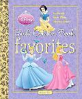 Disney Princess Little Golden Book Favorites Volume 2