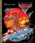 Cars 2 Big Golden Book (Disney/Pixar Cars 2) (a Big Golden Book)