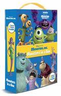 Monsters in a Box (Disney/Pixar Monsters University)