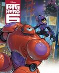 Big Hero 6 Big Golden Book (Disney Big Hero 6)