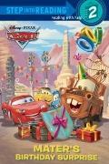 Mater's Birthday Surprise (Disney/Pixar Cars)