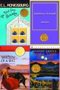 Newbery Award Series: Shadow of a Bull, Walk Two Moons, The View From Saturday