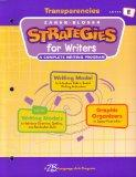 Strategies for Writers-Transparencies-Level E