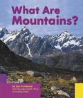 What Are Mountains?