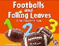 Footballs And Falling Leaves A Fall Counting Book