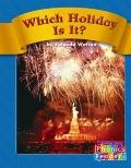 Which Holiday Is It? (Phonics Readers)