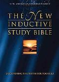 New Inductive Study Bible New American Standard Burgundy Leather