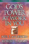God's Power at Work in You