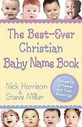 Best-Ever Christian Baby Name Book
