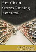 Are Chain Stores Ruining America?