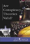 Are Conspiracy Theories Valid?