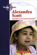 Alexandra Scott Champion for Cancer Research