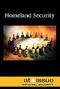 Homeland Security (At Issue Series)