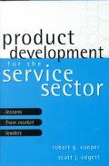 Product Development for the Service Sector Lessons from Market Leaders