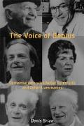 Voice of Genius Conversations With Nobel Scientists and Other Luminaries