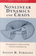 Nonlinear Dynamics and Chaos With Applications to Physics, Biology, Chemistry, and Engineering
