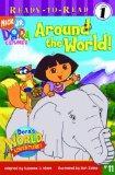Around The World! (Turtleback School & Library Binding Edition) (Nick Jr. Dora the Explorer ...