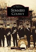 Summers County, West Virginia (Images of America Series) - Ed Robinson - Paperback