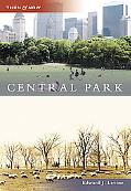 Central Park, New York (Then and Now Series)