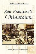 San Francisco's Chinatown, California (Postcard History Series)