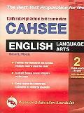 Best Test Preparation For The CAHSEE English-Language Arts