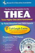 Best Test Preparation For The Thea Texas Higher Education Assessment
