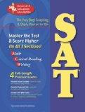 SAT (REA) - The Very Best Coaching & Study Course for the New SAT (SAT PSAT ACT (College Adm...