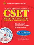 CSET The Best Teachers' Test Preparation For The
