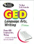 GED Language Arts, Writing Best Study Series For