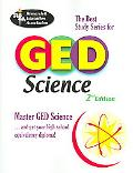 Ged Science The Best Study Series for GED