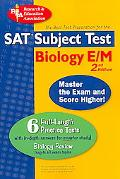 Sat Subject Test:Biology E/m The Best Test Prep for the Sat
