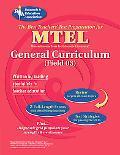 Best Teachers Test Preparation For The MTEL General Curriculum Field 03