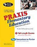 Best Teachers' Test Preparation for the Praxis Elementary Education (Test Codes 0011 and 0014)