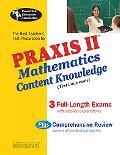 Praxis II Mathematics Content Knowledge Test (Test Code 0061) the Best Teachers' Test Prepar...