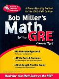 Bob Miller's Math for the GRE General Test