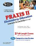 Praxis II: Elementary Ed. Content Knowledge