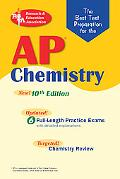 AP Chemistry (REA) - The Best Test Prep for