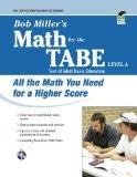 Bob Miller's Math for the TABE Level A (GED & TABE Test Preparation)