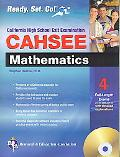 CAHSEE Mathematics W/CD: California High School Exit Exam