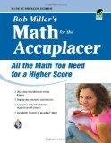 ACCUPLACER: Bob Miller's Math Prep (College Placement Test Preparation)